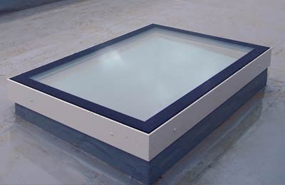 Em-Glaze Rectangular Modular Rooflights