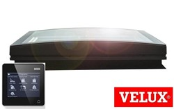 VELUX CVP INTEGRA® ELECTRIC CURVED GLASS ROOFLIGHT