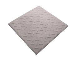 Castle Composites Checkerplate Promenade Tiles
