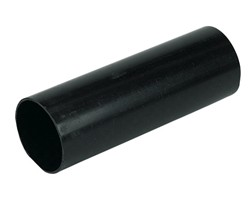 Flowplast 68mm Rainwater Pipe - 4mtr