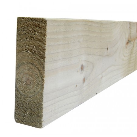 100 x 50mm Timber