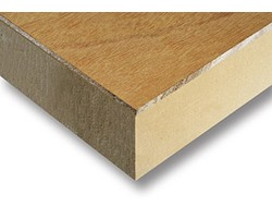 TR31 Flat Roof Insulation Board With Ply