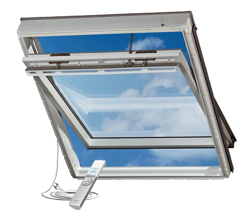 VELUX GGU White Integra Electric Windows