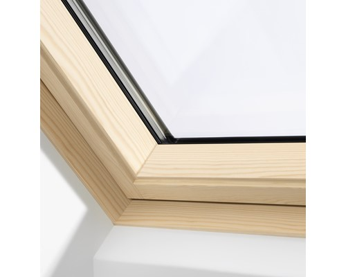 New generation ggl pine integra windows extons roofing - Velux ggl 4 ...