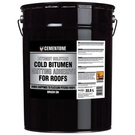 Cold Bitumen Gritting Adhesive for Roofs