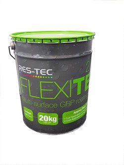 RES-TEC FLEXITEC 2020 RESIN