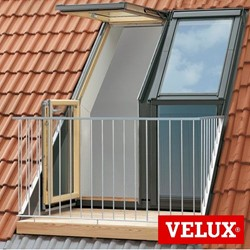 VELUX Roof Terrace