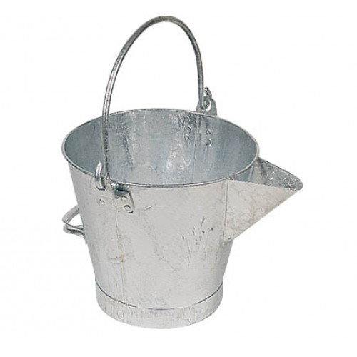 Galvanised Pouring Bucket