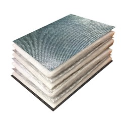 Thinsulex TLX Silver Multifoul Roofing Insulation