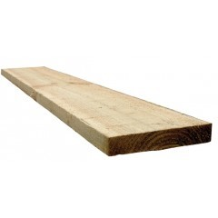 150 x 25mm Timber